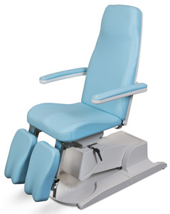 ps podo podiatric treatment chair